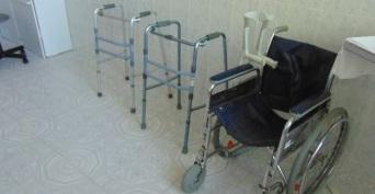Міська лікарня Чопа отримала допомогу з Австрії