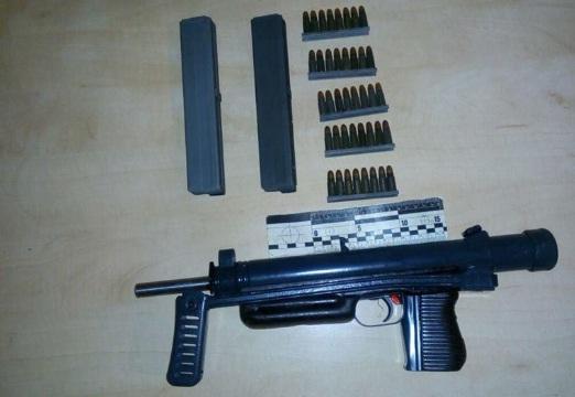 В Ужгороді затримали двох чоловіків, у яких знайшли зброю та набої