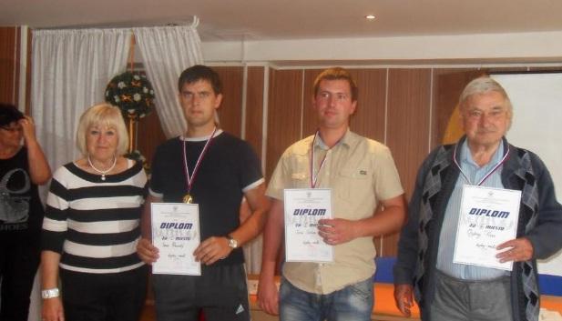 Закарпатські спортсмени перемогли на міжнародному турнірі у Словаччині