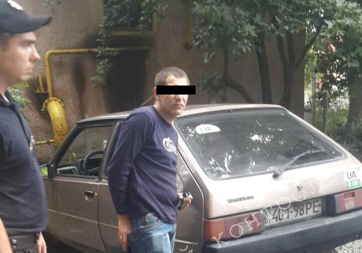 Затриманий поліцією п'яний водій представився громадським активістом