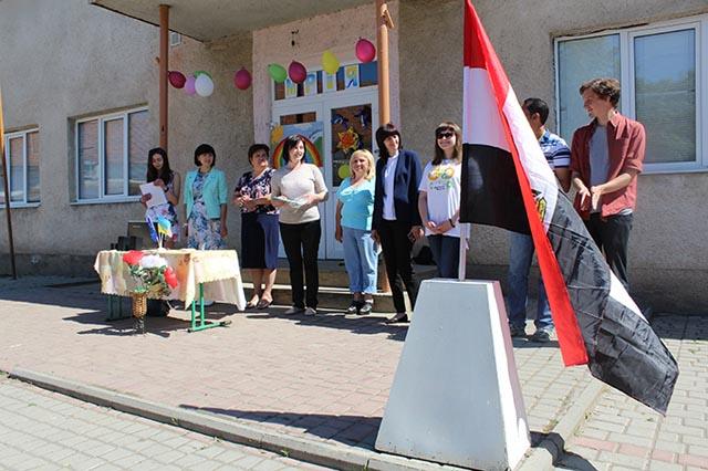 """Одна зі шкіл Мукачівського району увійшла до числа переможців проекту """"GoGlobalcamps"""""""