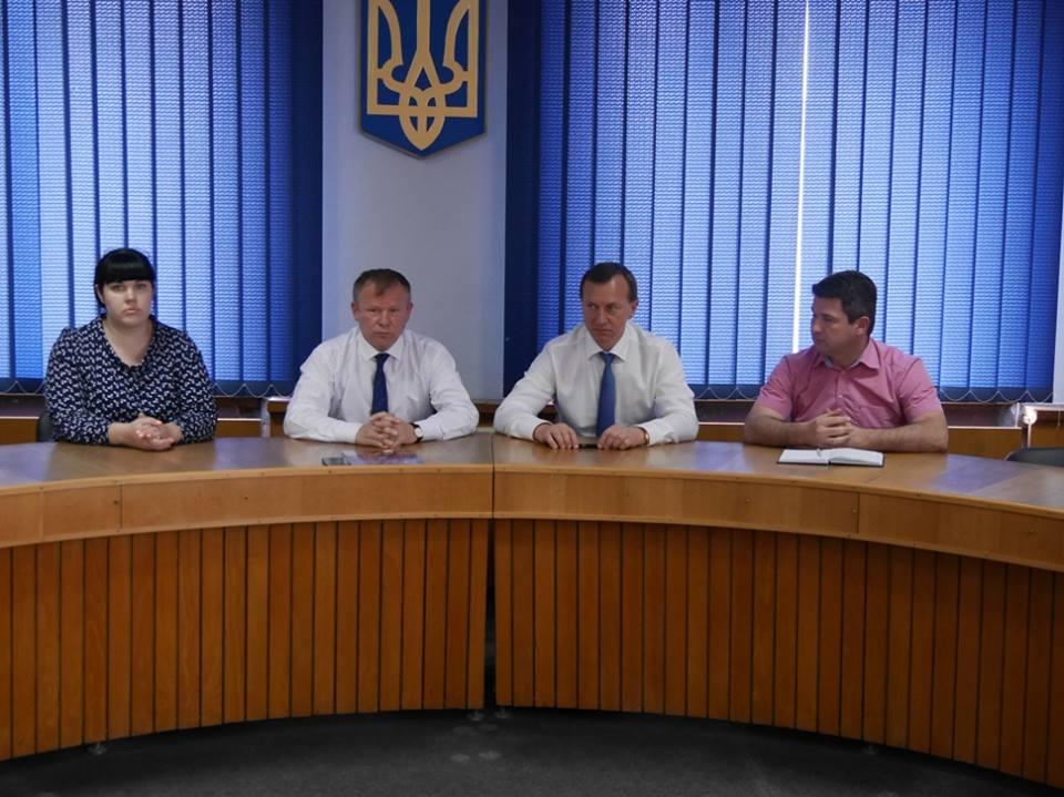 В Ужгороді обговорили резонансну ситуацію із неотриманням учасниками АТО земельних ділянок