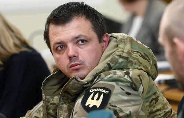 Семен Семенченко назвав Закарпатську область маленькою Швейцарією і занепокоївся її долею