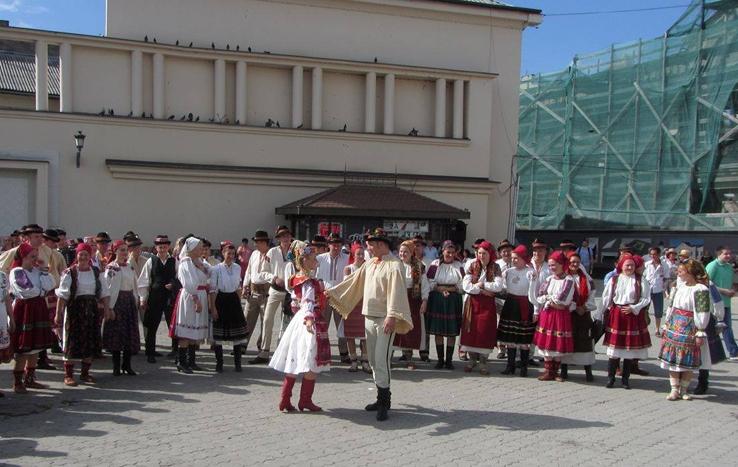 Закарпатський народний хор відтворив свій перший концерт 1946 року