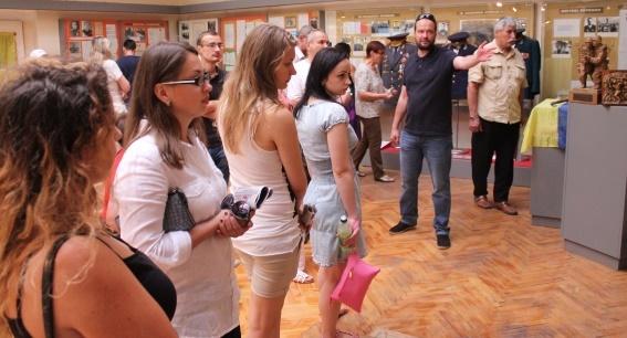 Всі бажаючі мали змогу побувати в Головному управлінні Національної поліції в Закарпатській області