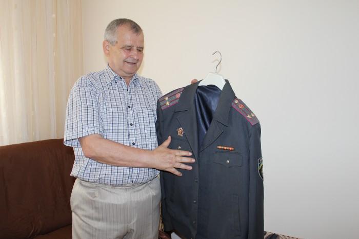Ветеран державної служби охорони пригадав історію як колись грабували торговий центр у Мукачеві