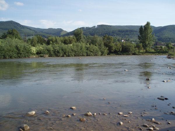 У річці Латориця втопився пенсіонер