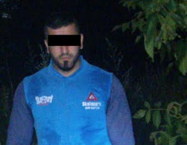 Прикордонники затримали громадянина Іраку, який прямував в Угорщину