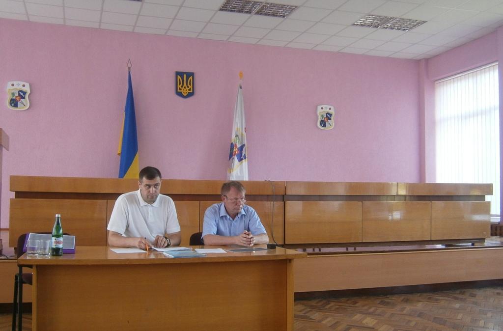 У закладах соціальної сфери Виноградівщини, які постраждали внаслідок градобою, розпочались ремонтні роботи