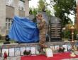 В Ужгороді відкрили меморіал пам'яті бійців АТО