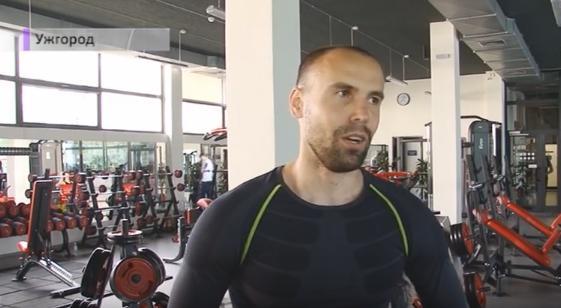 Ужгородець Отто Балог став чемпіоном світу з пауерліфтингу