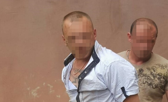 Поліцейські Ужгорода затримали небезпечного гастролера з Донбасу