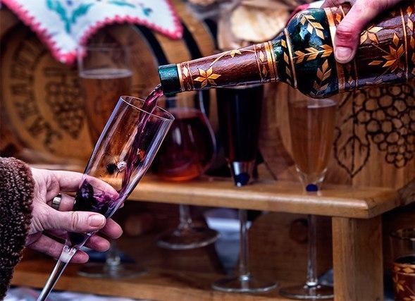 Найчастіше туристи на Закарпатті відвідують винні фестивалі