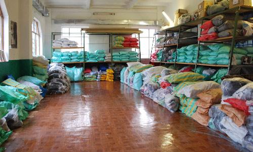 В Ужгороді виявили склад із контрабандним товаром та понад 250 тисяч пачок сигарет