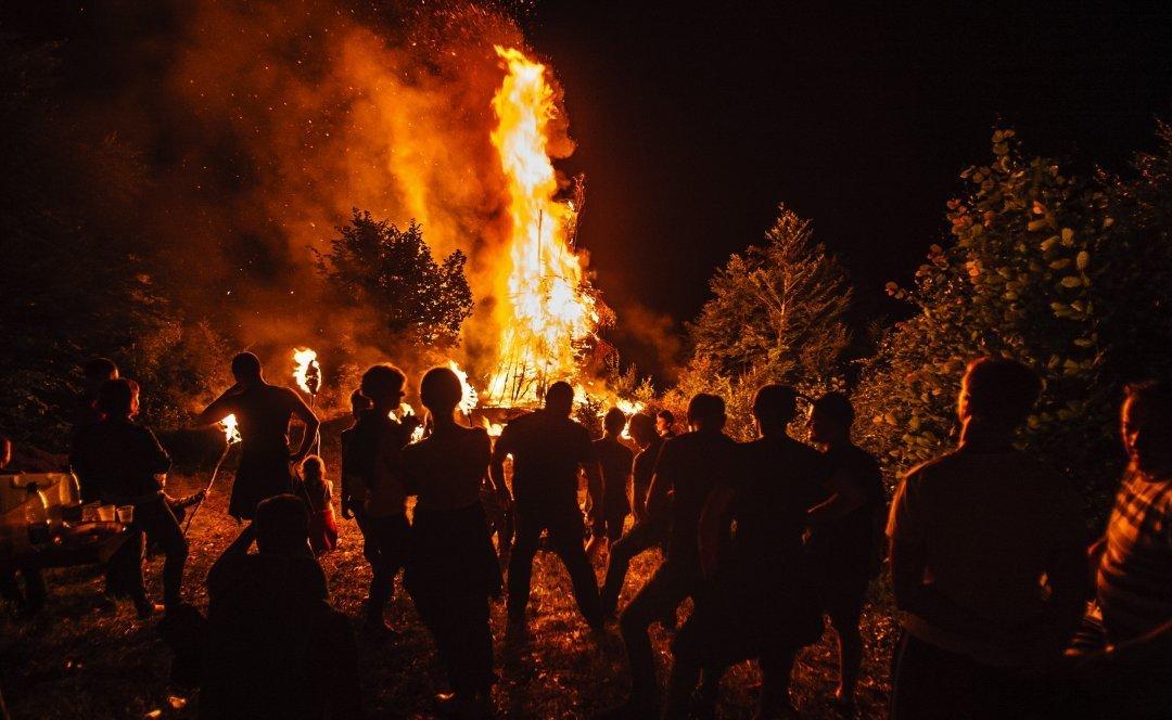 В одному із сіл Закарпаття зберігся унікальний тисячолітній звичай від якого дух перехоплює