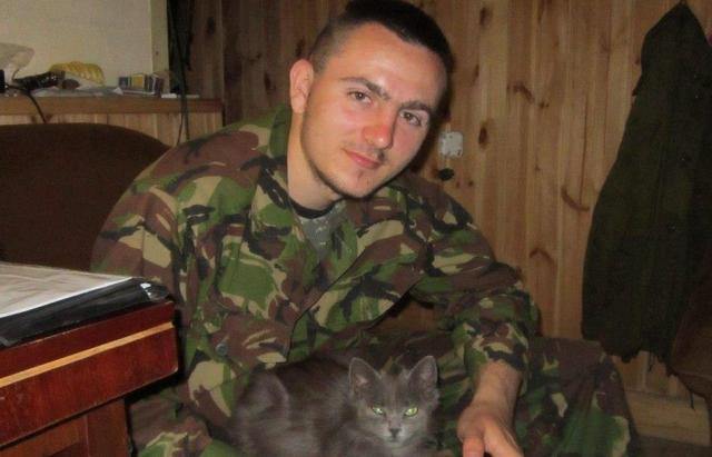 Завтра на Тячівщині прощатимуться із загиблим бійцем АТО Володимиром Ціриком