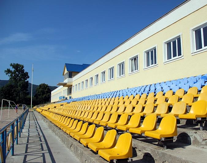 У Хусті починається реконструкція стадіону