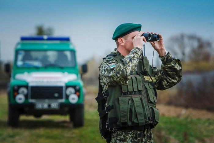 Німецькі поліцейські провели тренінг для закарпатських прикордонників