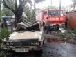 Рятувальники відзвітували про роботу з ліквідації наслідків буревію в Ужгороді