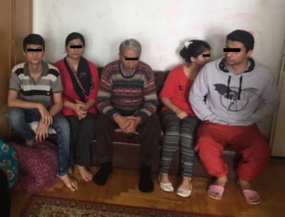 В Ужгороді у приватному помешканні переховувались шість нелегалів з Афганістану