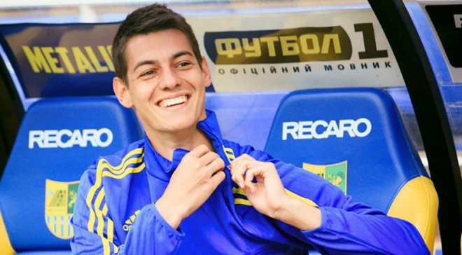 Футболіст з Ужгорода В'ячеслав Чурко став гравцем італійського клубу
