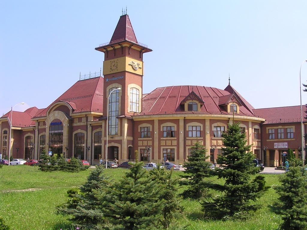 В Ужгороді планують реконструювати площу Георгія Кірпи