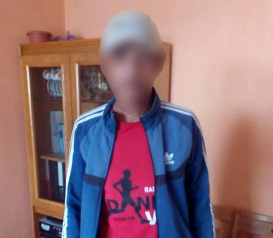 Мукачівські патрульні затримали зловмисника-втікача, який обікрав магазин