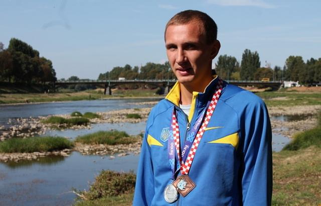Анатолій Герей проведе свій перший поєдинок на Олімпіаді у Ріо проти швейцарського шпажиста