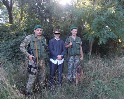 На українсько-словацькому кордоні затримали нелегального мігранта з Чечні