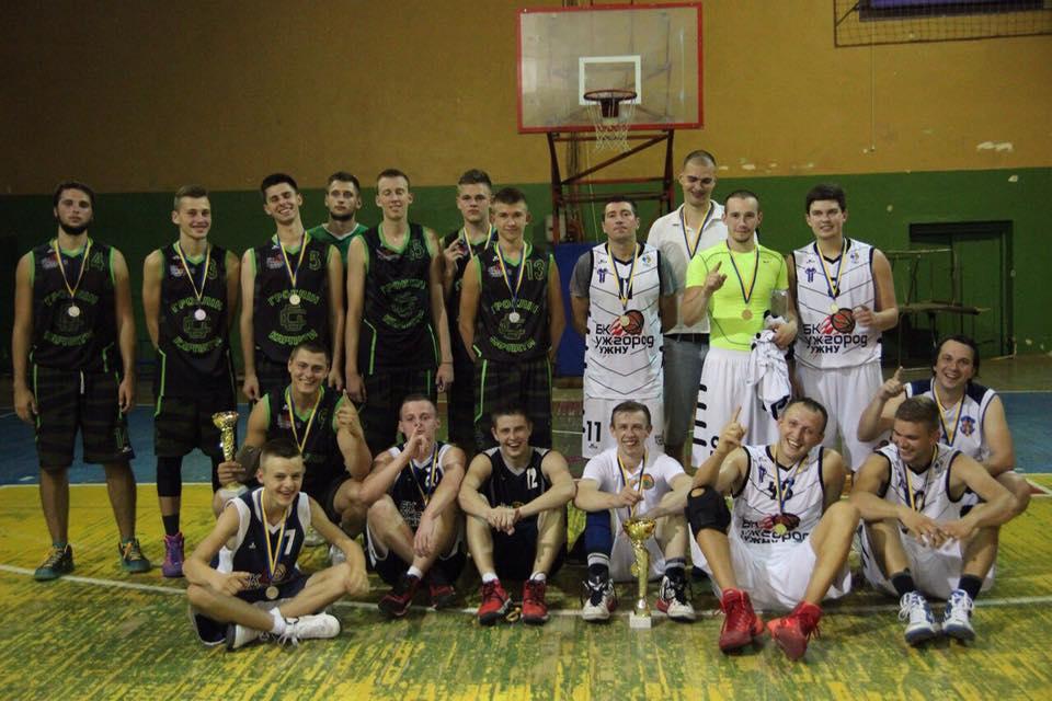 """Через брак коштів баскетбольний клуб """"Ужгород"""" шукає спонсорів"""