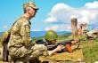 Працівники закарпатських воєнкоматів провели тренування з вогневої підготовки