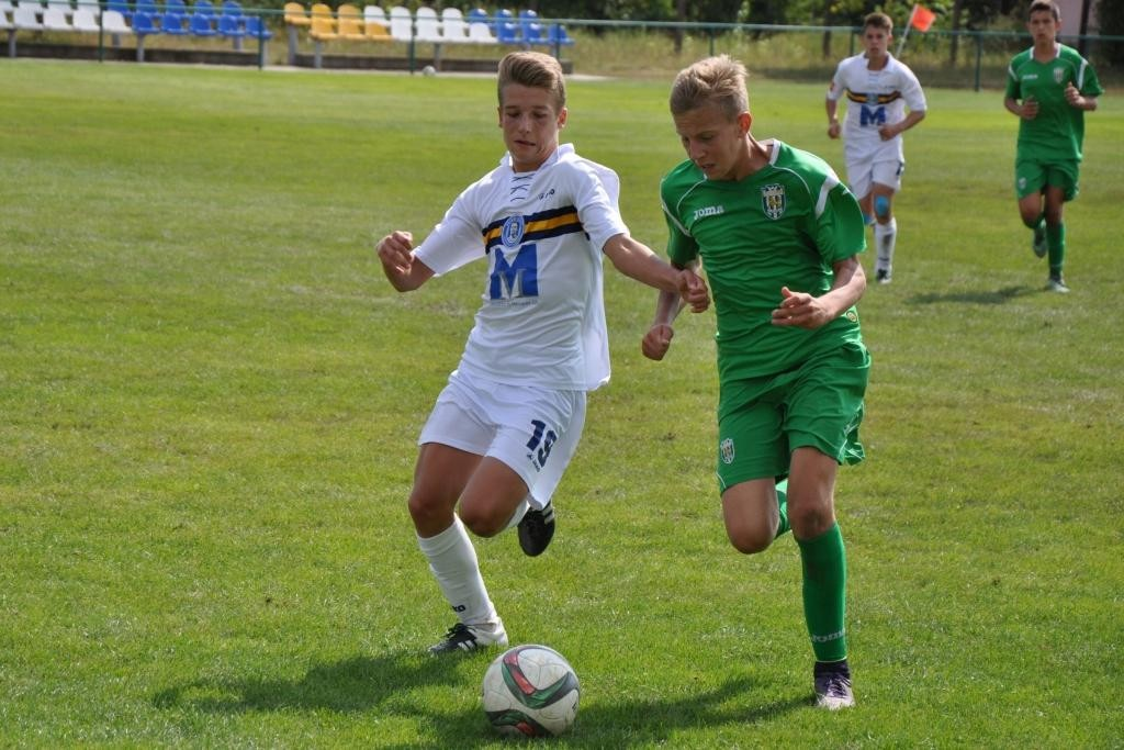 На Закарпатті триває Міжнародний юнацький турнір з футболу імені Андрія Гаваші