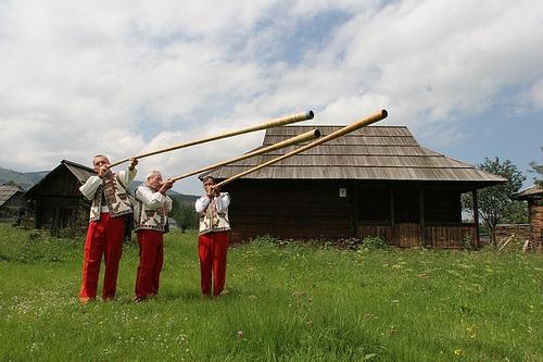 На Рахівщині планують встановити новий гуцульський рекорд