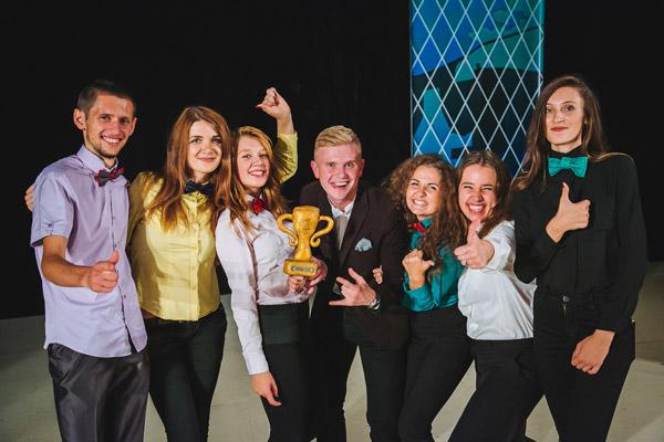 В Ужгороді визначили цьогорічного чемпіона Закарпатської Ліги КВН