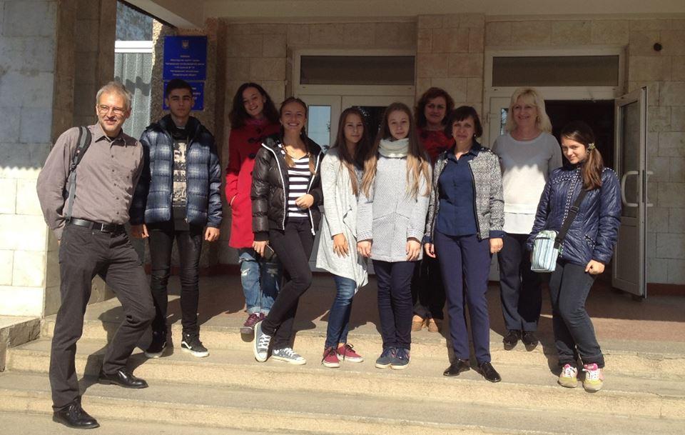 Ужгородські школярі та вчителі наступного року поїдуть у німецький Дармштадт
