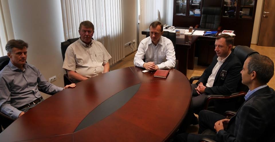 В Ужгороді хочуть збудувати рекреаційно-спортивний водний комплекс