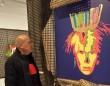 Москаль планує влаштувати у приміщенні Закарпатської ОДА виставку робіт одного із найдорожчих художників світу
