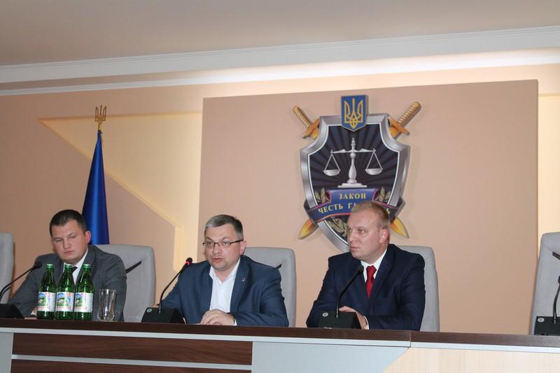 Новим заступником прокурора Закарпаття став уродженець Львова