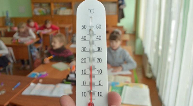 Бюрократичні питання змусили дітей мерзнути у частині шкіл та дитсадків Мукачівського району
