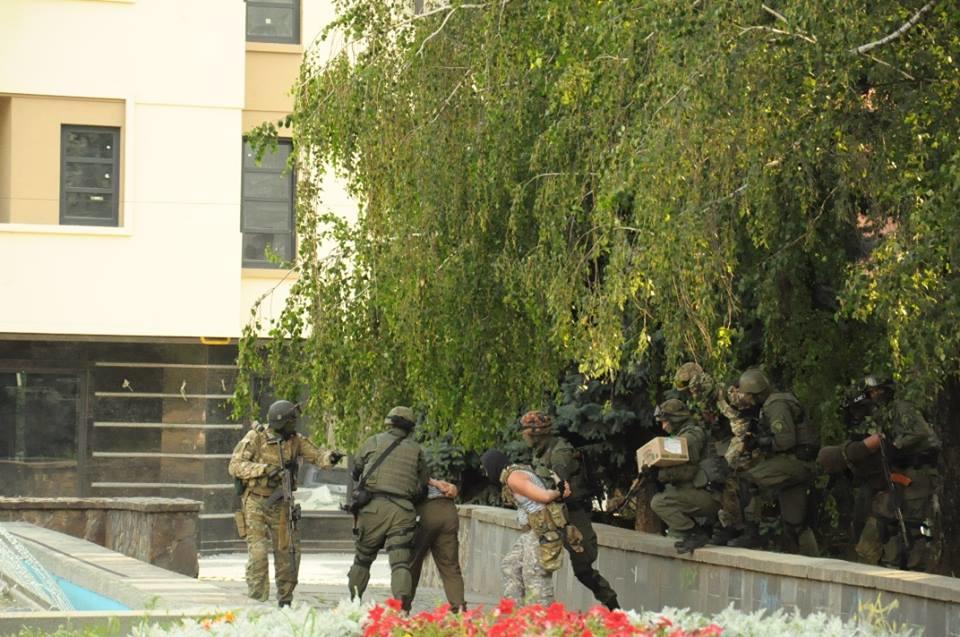 У Мукачівському та Берегівському районах відбудуться антитерористичні навчання