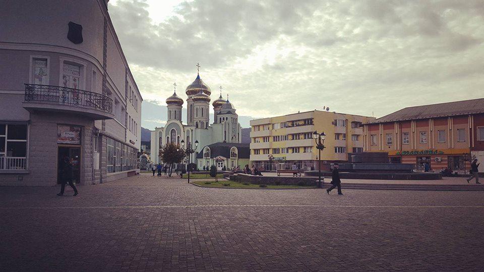 """Хуст є беззаперечним лідером проекту """"7 чудес України"""""""