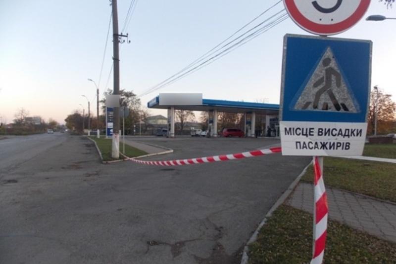 У Виноградові здійснено розбійний напад на АЗС: поранено працівника автозаправки