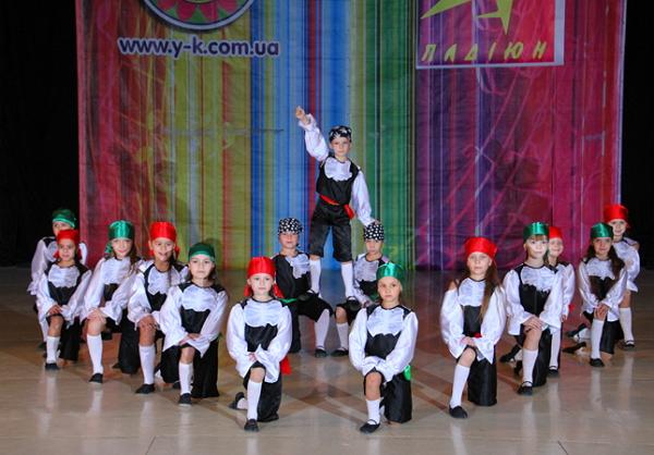 """Юні ужгородці перемогли на міжнародному танцювальному фестивалі """"Day of Dance 2016"""""""