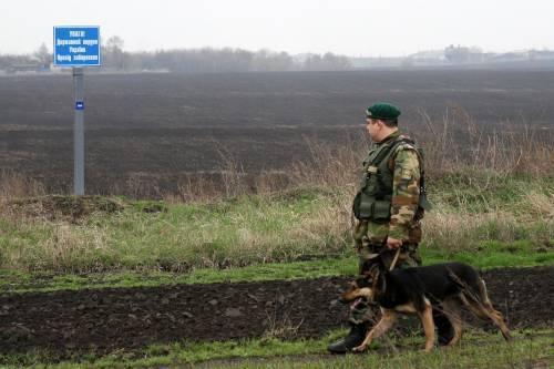Спільний наряд українських та словацьких прикордонників затримав «мандрівника» з Ірану