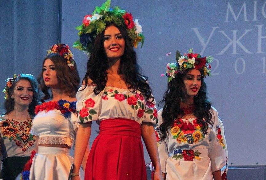 Студентка із Закарпаття візьме участь у конкурсі краси «СтудМіс України 2016»