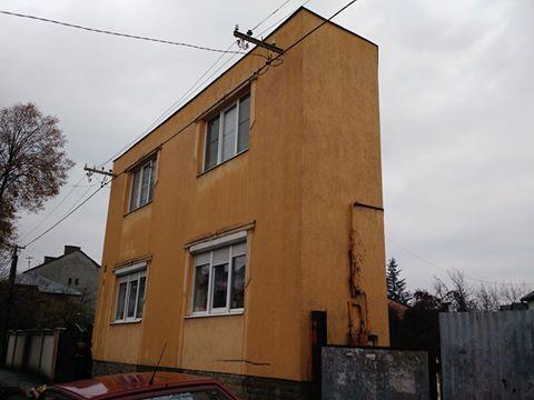 Тренди соцмереж: у Мукачеві виявили незвичний будинок