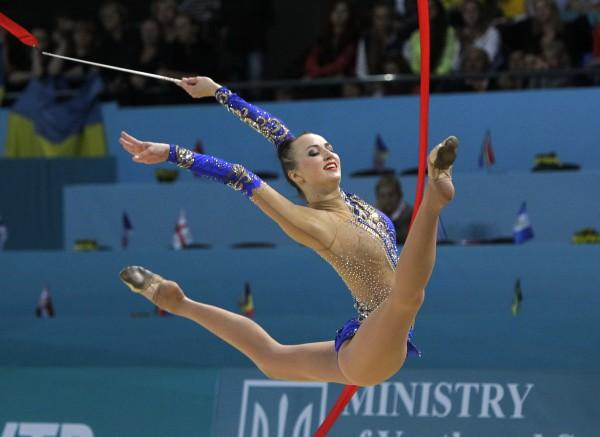 Бронзова призерка Олімпіади у Ріо Ганна Різатдінова відвідає Ужгород