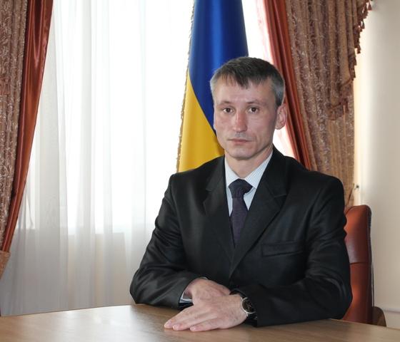 Прокурор Закарпаття Володимир Гаврилюк представив свого нового заступника Андрія Новікова