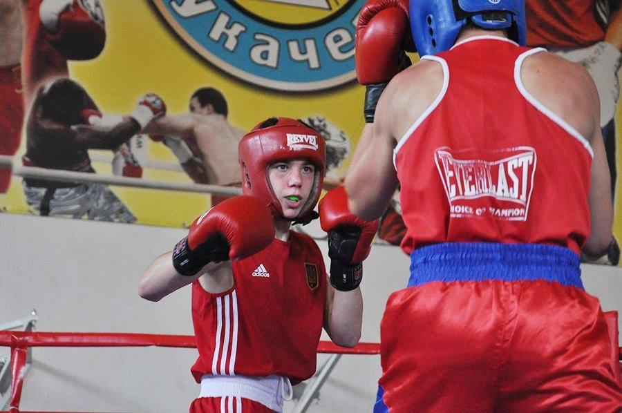Мукачево прийме чемпіонат області з боксу серед юніорів