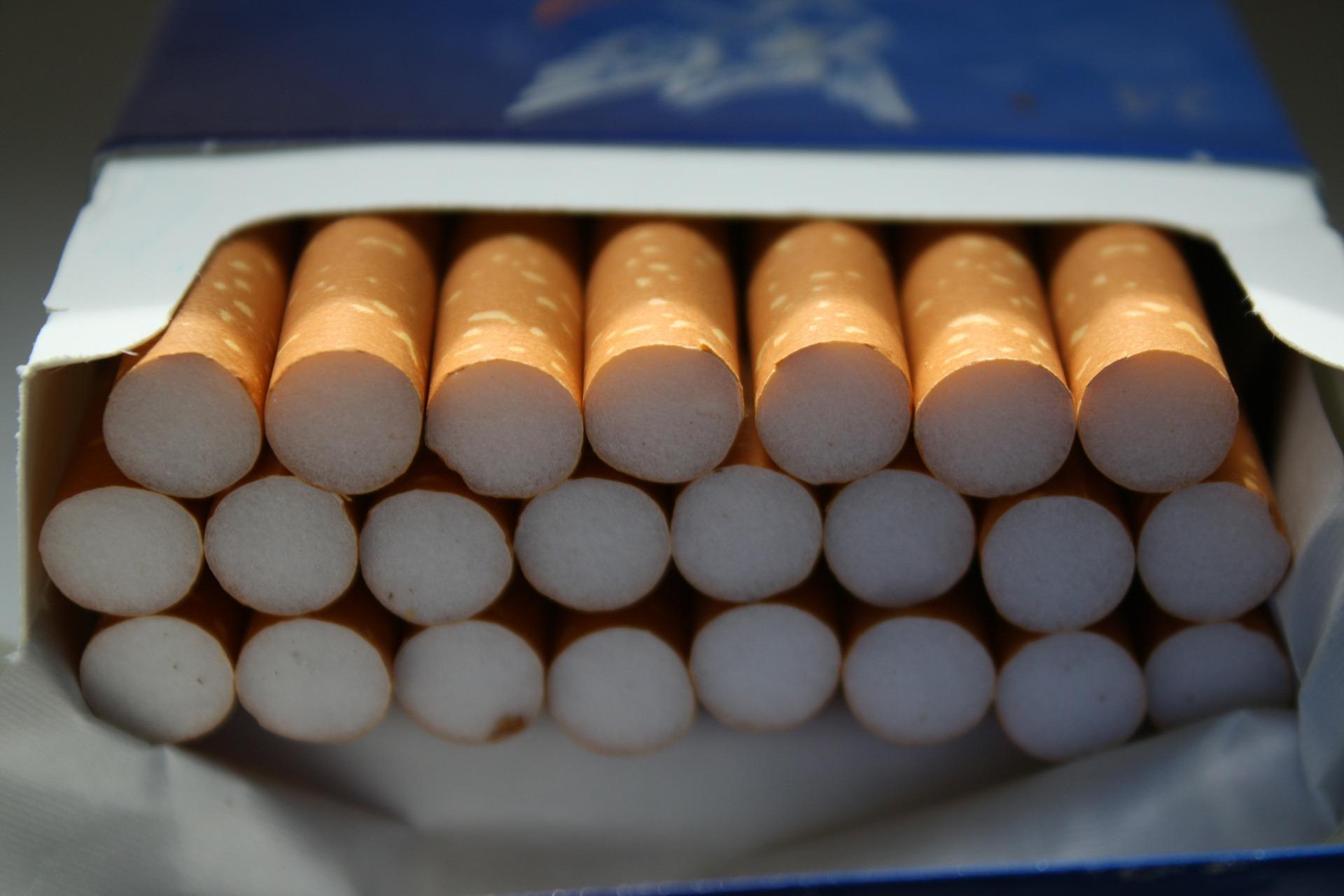 Податкова поліція вилучила цигарки, горілки та пальне на 27 млн гривень